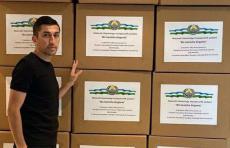 Одил Ахмедов направил гуманитарную помощь в Наманган