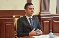 Ботир Захидов назначен первым заместителем председателя ЦБ