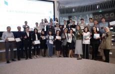 Прошел финал первого в Узбекистане научного акселератора C.A.T. Science Accelerator
