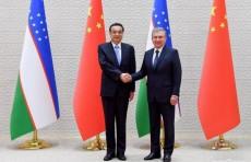 Шавкат Мирзиёев принял Премьера Госсовета КНР