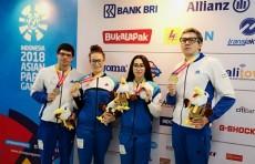 Узбекистан обновил личный рекорд на Параазиатских играх