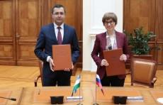 Центральные банки Узбекистана и России подписали соглашение о сотрудничестве
