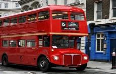 Лондонские даблдекеры перешли на топливо из кофе