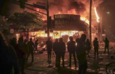 Протесты в США. Власти приняли решение о введении Нацгвардии