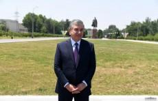 В Алмазарском районе столицы планируется создание Парка Победы