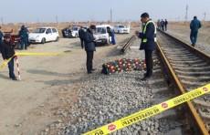 В Бухарской области грузовой поезд насмерть сбил 58-летнего мужчину