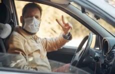 Можно ли передвигаться за рулем своего автомобиля без маски?