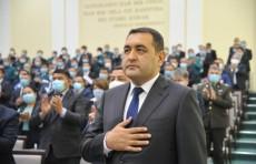 Хайрулло Бозоров назначен и.о. хокима Ферганской области