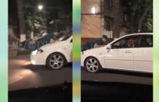 Водитель, под воздействием психотропов, совершил наезд на инспектора