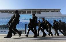 Антитеррористические учения прошли в Южной Корее в преддверии Олимпиады