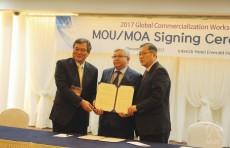 MUIC подписал трехсторонний меморандум со структурами KAIST