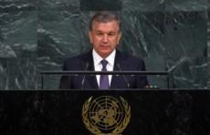 Шавкат Мирзиёев выступил на 72-й сессии Генеральной Ассамблеи ООН