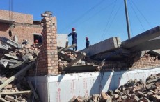 Два гражданина Узбекистана погибли при обрушении стен здания в Астане