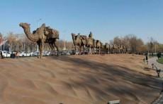 Новый объект туристического показа представлен в Ташкенте