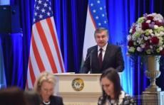 Компании Узбекистана и США подписали договора на $4,8 млрд.