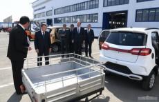 В Коканде начнут производить электромобили, примерная цена составит $3000