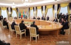 В Астане началась первая консультативная встреча руководителей стран ЦА