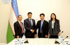 Британская «David Tang & Co.» намерена построить «Бизнес-парк» в Ташкенте