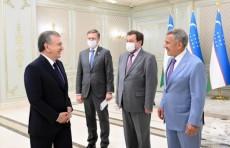 Президенты Узбекистана и Татарстана провели переговоры в Ташкенте