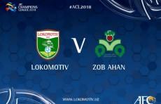 «Локомотив» и «Зоб Ахан» поборются за выход в 1/8 финала ЛЧА