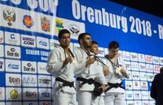Дзюдоисты Узбекистана стали призерами Открытого кубка Европы
