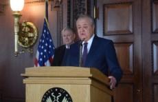 Абдулазиз Камилов выступил на брифинге в Библиотеке Конгресса США