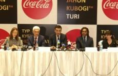 В Ташкенте прошла пресс-конференция с участием делегации ФИФА