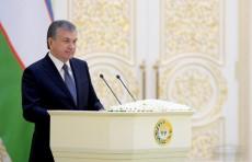 Президент принял верительные грамоты послов иностранных государств