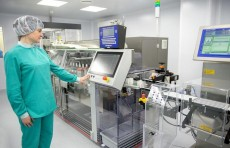 В Ферганской области открылось новое фармацевтическое предприятие
