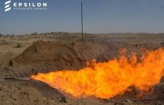EPSILON: На скважине Назаркудук-1 увеличен промышленный приток углеводородов