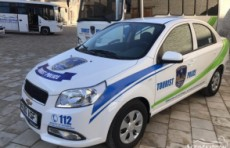 В Бухаре начала действовать туристическая полиция