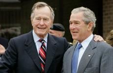Джордж Буш-старший умер в возрасте 94 лет