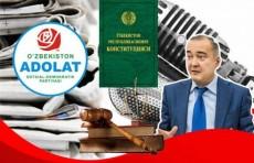 СДП «Адолат»: Просим правоохранительные органы принять решительные меры против хокима Ташкента