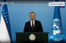 Шавкат Мирзиёев: Мы воспринимаем Афганистан как неотъемлемую часть Центральной Азии