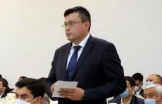 Жахонгир Иброхимов назначен хокимом Юнусабадского района Ташкента