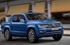 Volkswagen будет производить в Узбекистане пикап модели Amarok
