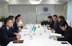 Министр энергетики обсудил вопросы сотрудничества с компанией Mitsubishi