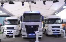 UzAuto TRAILER и «КАМАЗ» представили новые модели тягачей в Узбекистане