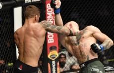 Порье победил Макгрегора нокаутом в главном бою турнира UFC 257
