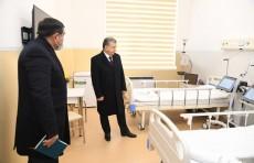 """На территории """"старого ТашМИ"""" строится Республиканский многопрофильный медицинский центр"""