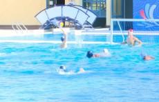 Сборная Узбекистана по водному поло удачно начала чемпионат Азии