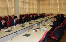 Торговая миссия Узбекистана побывала в Туркменистане