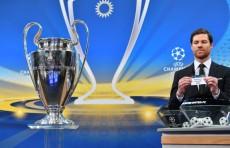 В штаб-квартире УЕФА прошла жеребьевка 1/8 финала Лиги чемпионов