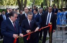 В Ташкенте открылась выставка промышленной продукции Таджикистана