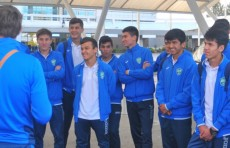 Сборная Узбекистана U-19 отправилась в Таджикистан