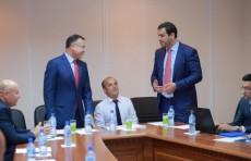 Алламжон Муллаев возглавил Национальную федерацию каратэ Узбекистана