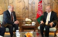 Абдулазиз Камилов встретился с Президентом Афганистана в Мюнхене