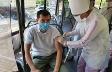 В Узбекистане использовали почти 6,8 млн. доз вакцины от коронавируса