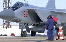 """Россия испытала гиперзвуковую ракету """"Кинжал"""""""