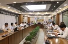 Состоялось первое заседание Совета по развитию промышленности строительных материалов